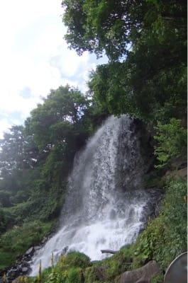 横谷渓谷乙女滝