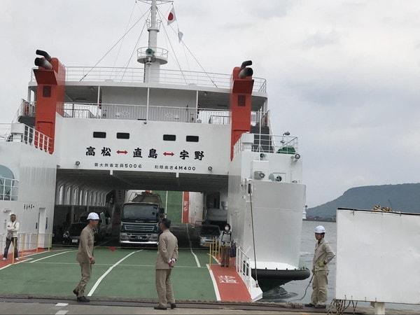 四国汽船(高松⇄直島)