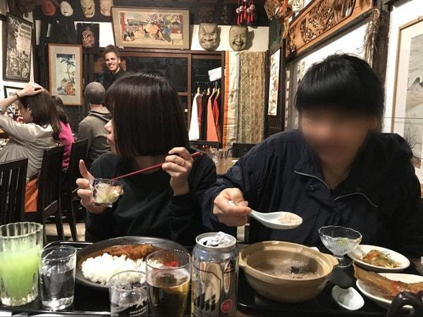 築100年の古民家カフェ茶粥亭