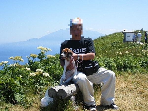礼文島地蔵岩ハイキングコース