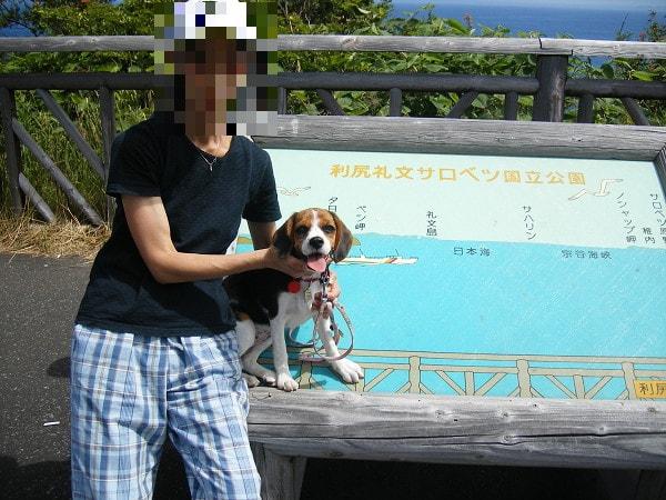 利尻島姫沼