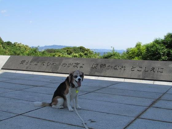 観音崎公園戦没船員の碑