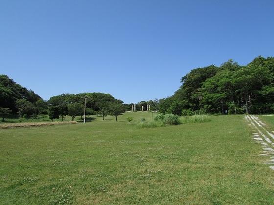 観音崎公園花の広場