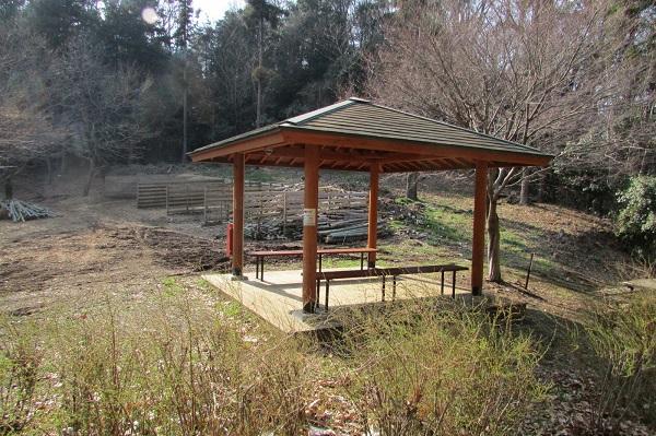 津久井湖城山公園御屋敷