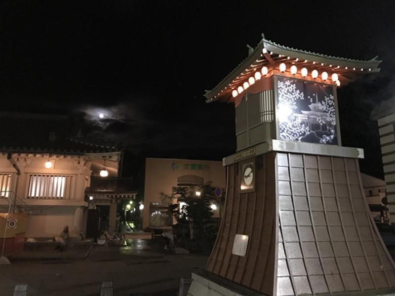 山中温泉 総湯周辺