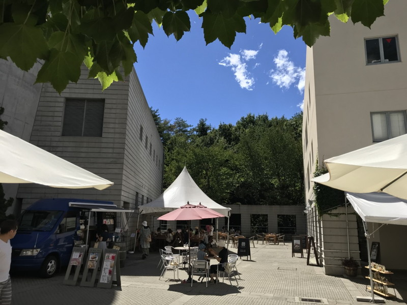 リゾナーレ八ヶ岳 丸山珈琲のカフェスタンド