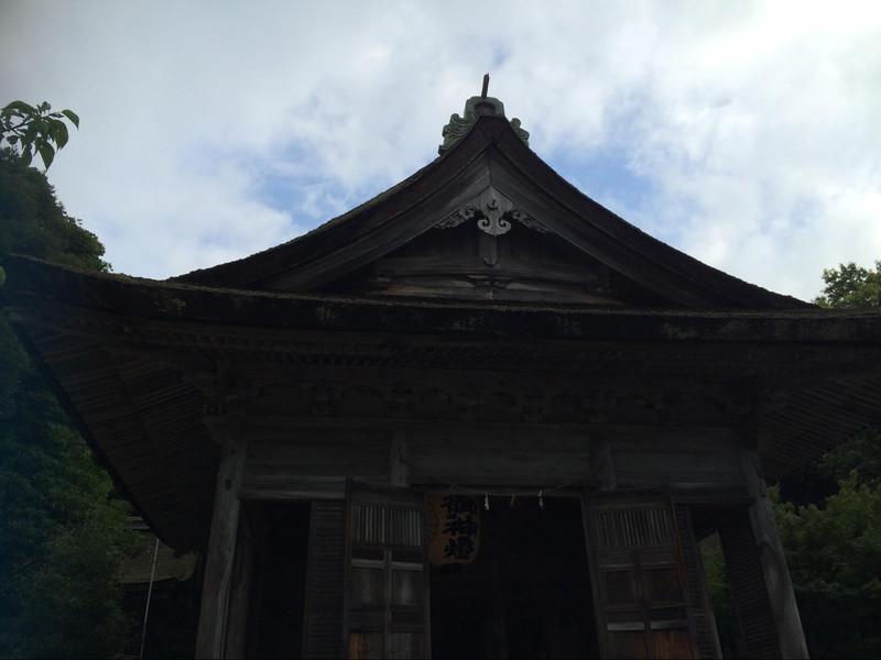 気多大社 境内拝殿