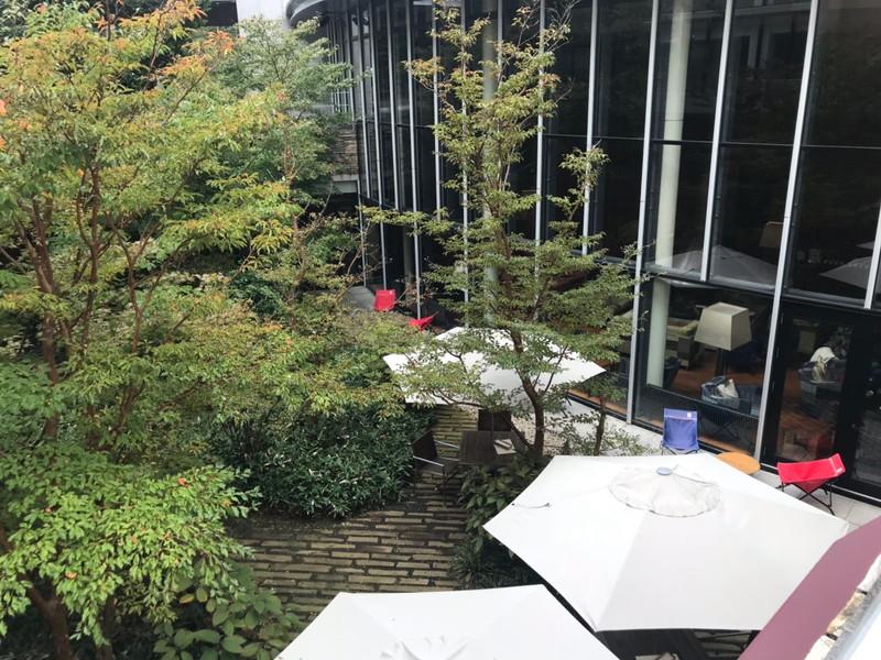 ハイアットリージェンシー箱根ホテル&スパのドッグカフェ