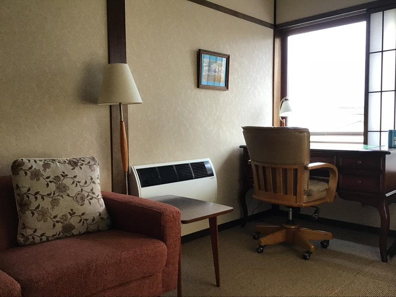 高原旅館 野辺山荘 10畳+書斎のお部屋