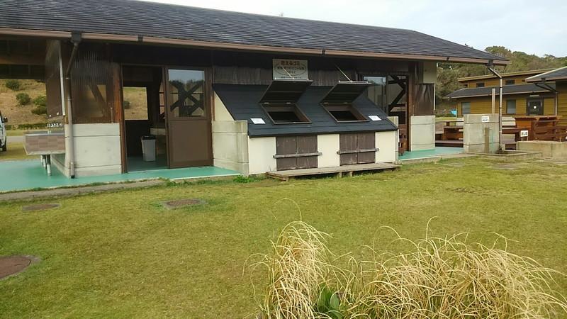 志摩オートキャンプ場 炊事棟