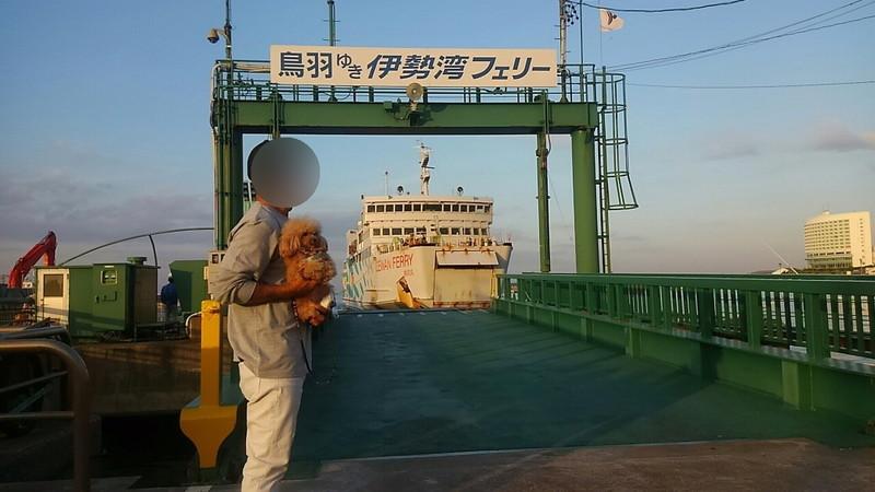 伊良湖岬フェリーターミナル