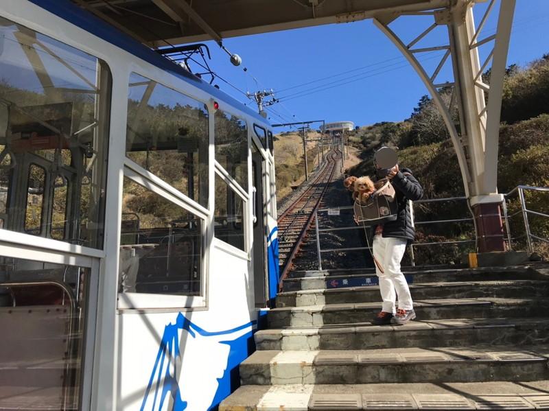 ケーブルカー十国峠登り口駅